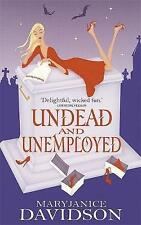 Undead and Unemployed by MaryJanice Davidson (Paperback, 2006) New