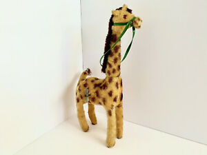 Vintage Giraffe Wind Up Toy ALPS 1960's Made in Japan