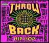 Various - Throwback Hip Hop - Ministry Of Sound NEW CD