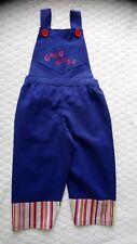 18-24 months Kids Chucky Costume boys girls Halloween childs play Fancy Dress