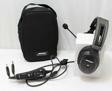 BOSE A20 AVIATION HEADSET W/BLUETOOTH AND DUAL PLUG CABLE - IN CASE