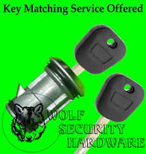 GM Silverado Sierra Others 2014-2020 OEM Spare Tire Lock Cylinder With 2 Keys
