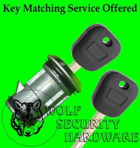 GM Silverado Sierra Others 2014-2020 OEM Spare Tire Lock Cylinder With 2 Keys