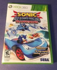 Sonic & All-Stars Racing Transformed (XBOX 360 / XBOX ONE Compatible) NEW