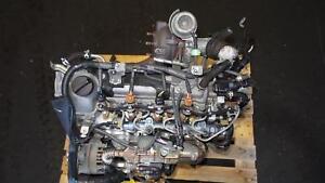 TOYOTA Yaris 1.4 Diesel D4D Motore 2006-2009