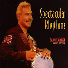 Spectacular Rhythms  Said el Artist BellyDance CD