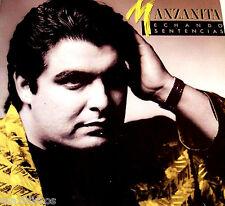 LP - Manzanita - Echando Sentencias (Flamenco,Rumba) Nuevo Precintado de Fabrica