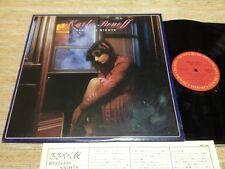 KARLA BONOFF-Restless Nights  Rare Japan  LP