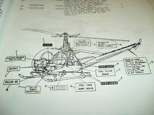Hiller Aviation Helicopter UH-12E Parts Manual
