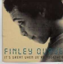 (BX917) Finley Quaye, It's Great When We're Together - 1997 CD