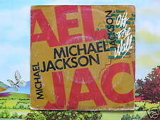 MICHAEL JACKSON / OFF THE WALL  / 1979 / 45T LP