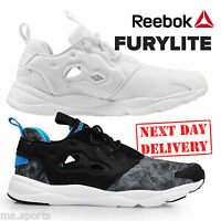 ✅ 24Hr DELIVERY✅Reebok Furylite Mens Training Sports Trainer Shoes rrp £75 Sale