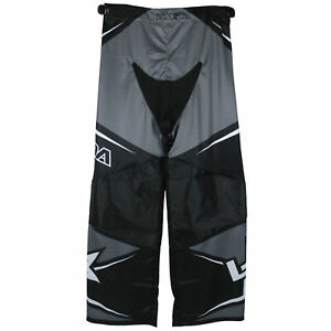 LABEDA Roller Hockey Inline PANTS PAMA 7.1 BLACK/CHARCOAL/WHITE