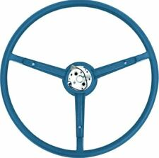 OER A/B-Body Blue Pebble Grain Steering Wheel 1970 Dart Duster Charger Valiant
