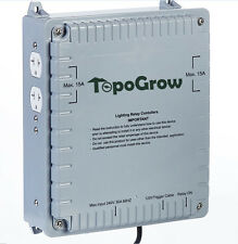 4000W Hydroponic High Power HID Master Lighting Relay Controller for Ballast