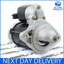 FITS VARIOUS TOYOTA 1.4/1.6/1.8 PETROL 1999-2012 RMFD STARTER MOTOR