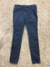 J Brand Dark Wash Jeans Jegging Excellent 25 stretch Anthropologie