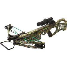 New PSE Fang 350LT Crossbow Scope Package Mossy Oak Country Model# 01303CY