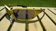 X Loop Sunglasses XL0111 UV400 Davis G7 yellow sports wrap sunnies