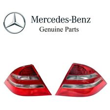 For Mercedes W220 S430 S55 AMG S500 Set Of Left & Right Taillight Lens Genuine