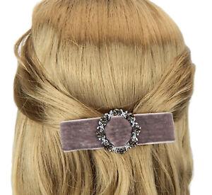 Strass Haarspangen für Frauen Mädchen N4-17012020069