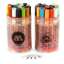 MOLOTOW ONE4ALL 127HS Complete-Kit - 40 Acrylmarker