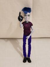 Monster High Doll Sloman Slo Mo Mortavitch Student Disembody Council