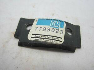 68 Oldsmobile Delta Delmont 88 Sedan Vinyl Roof Lock Pillar Retainer NOS 7783023