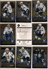 2008-09 OPC O-Pee Chee Metal Tampa Bay Lightning Complete Team Set (33)