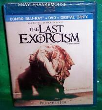 NEW ELI ROTH THE LAST EXORCISM HORROR MOVIE BLU RAY & DVD CANADIAN VERSION 2010