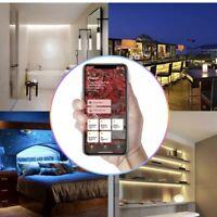 Smart Light Strip WIFI LED 6.6FT Flexible RGB Siri Voice Control  Apple homekit