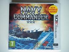 Navy Commander Jeu Vidéo Nintendo 3DS