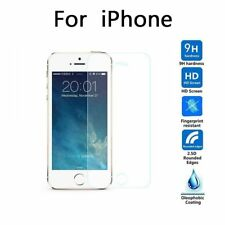 IPHONE 5/5S/SE/5C GLASS SCREEN PROTECTOR 2.5D 9H 0.3mm