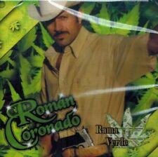 Roman Coronado Rama Verde CD New Nuevo Sealed