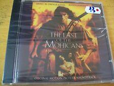 THE LAST OF MOHICANS  O.S.T. CD SIGILLATO TREVOR JONES RANDY EDELMAN