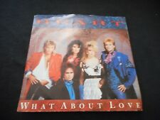 Heart - What About Love / Heart of Darkness - Capitol B5481 Pic Sleeve 45