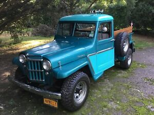 1959 Jeep Willys Truck