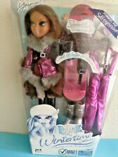 Bratz Girlz Girl Wintertime Collection Yasmin Doll Extra Outfit New Rare
