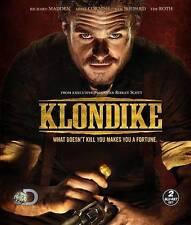 Klondike (Blu-ray Disc, 2014, 2-Disc Set)  three-part mini series/ (6 episodes)