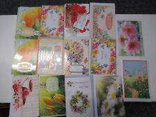 14 schöne Geburtstags-Karte + neutrale Karten / Karten + Umschlag