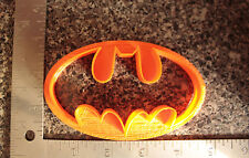 Batman Novelty Cookie and Fondant Cutter! - 3D Printed