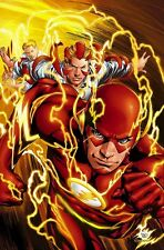 The Flash #1 1:25 Ivan Reis Variant Comic Book DC New 52 First Printing