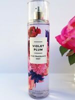 Bath and Body Works VIOLET PLUM Fine Fragrance Mist Spray 8 FL OZ / 236 ML *NEW*