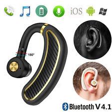 Bluetooth Headset Manos libres Auricular inalámbrico auriculares con micrófono de reducción de ruido