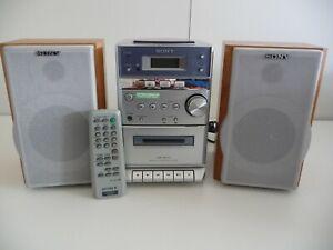Sony CMT-EP313 Audio Shelf System