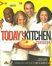 Today's Kitchen Cookbook (2005, Hardcover)