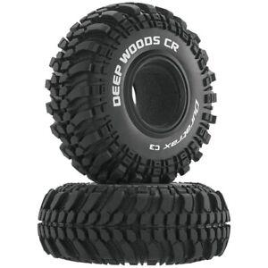 "Duratrax Deep Woods CR 2.2"" Crawler Tires C3 DTXC4062"