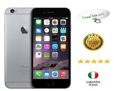 APPLE IPHONE 6 32GB SPACE GREY NUOVO SIGILLATO GARANZIA ITALIA SMARTPHONE