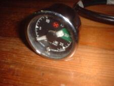 1960S REDEX VACUUM GAUGE  MK1 AUSTIN MINI COOPER S,FROGEYE SPRITE, WORKS RALLY