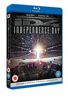Independence Day: Theatrical And Extended Cut [Blu-ray] [2016] [DVD]